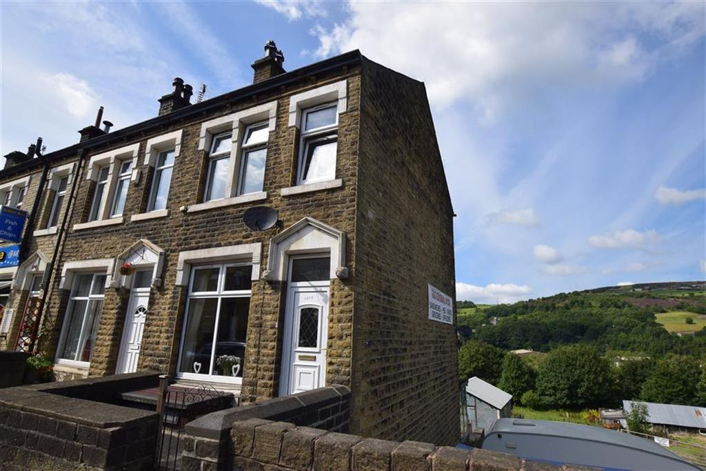 2 Bedrooms Semi Detached House for sale in Manchester Road, Linthwaite, Huddersfield, HD7