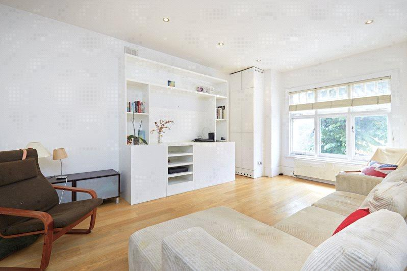 4 Bedrooms Maisonette Flat for sale in Lurline Gardens, Battersea, London, SW11
