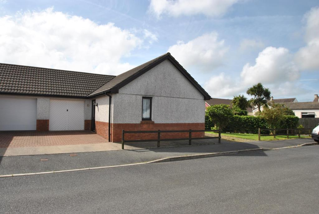 2 Bedrooms Bungalow for sale in 15 Whitecroft Way, Kilkhampton