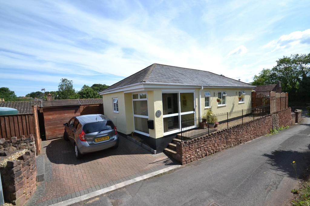 2 Bedrooms Detached Bungalow for sale in Monksway, Washford