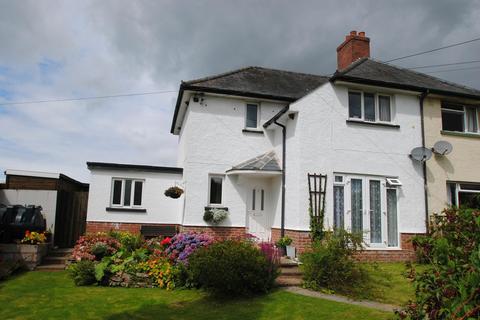 3 bedroom semi-detached house for sale - Nymet Villas, Kings Nympton