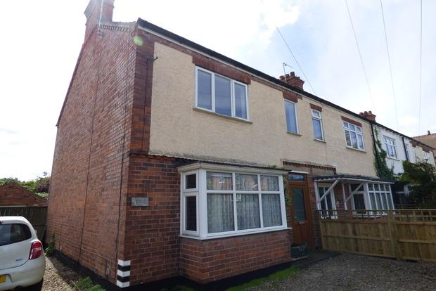 4 Bedrooms End Of Terrace House for sale in High Holme Road, Louth, LN11