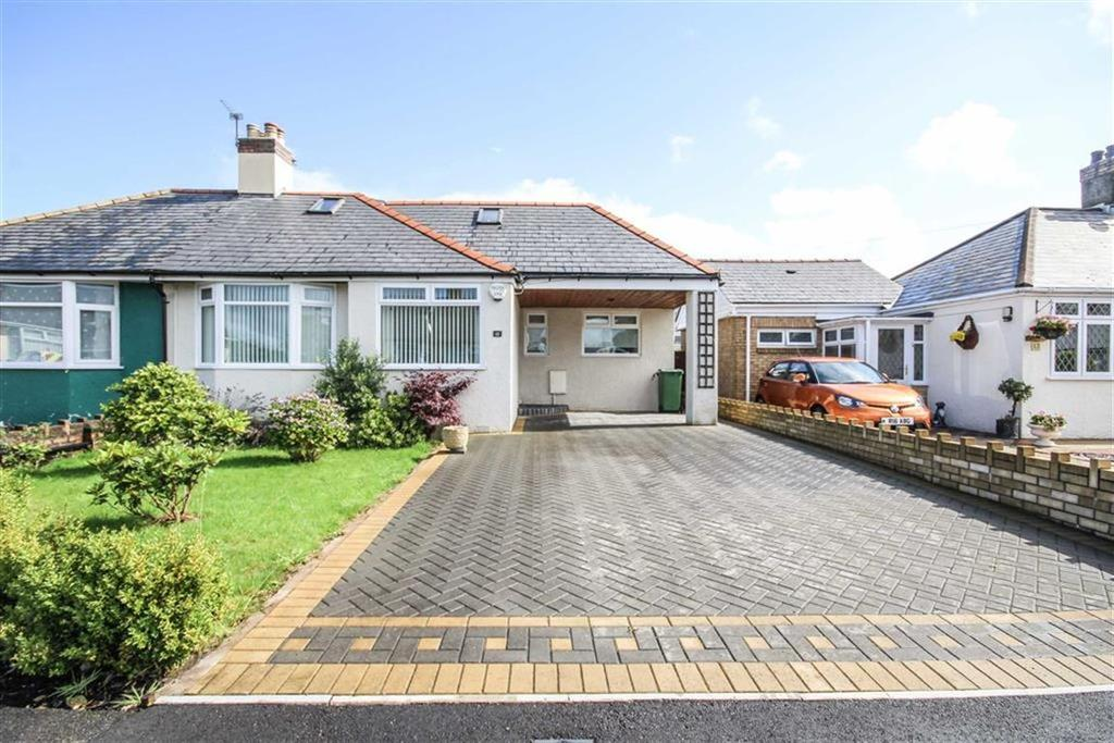4 Bedrooms Semi Detached Bungalow for sale in Greenfield Avenue, Cardiff