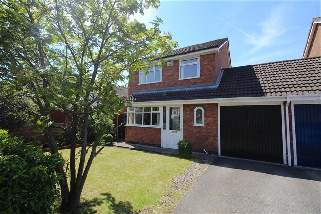 3 Bedrooms Link Detached House for sale in Eastcote Road, South Reddish, Stockport