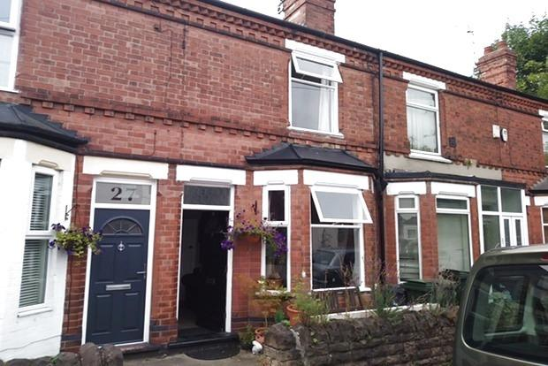 2 Bedrooms Terraced House for sale in Matlock Street, Netherfield, Nottingham, NG4