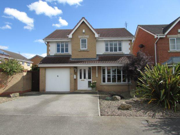 4 Bedrooms Detached House for sale in ASPEN CLOSE, SPENNYMOOR, SPENNYMOOR DISTRICT