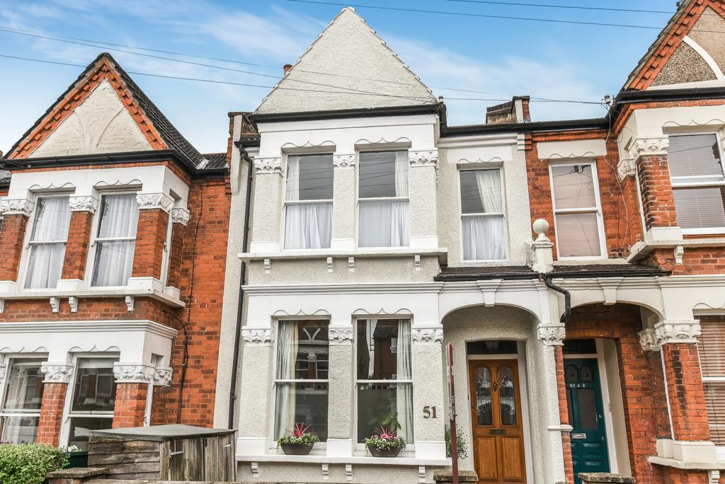 5 Bedrooms Terraced House for sale in Homecroft Road Sydenham SE26