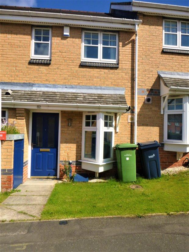 2 Bedrooms Terraced House for sale in WEARHEAD DRIVE, EDEN VALE, SUNDERLAND SOUTH