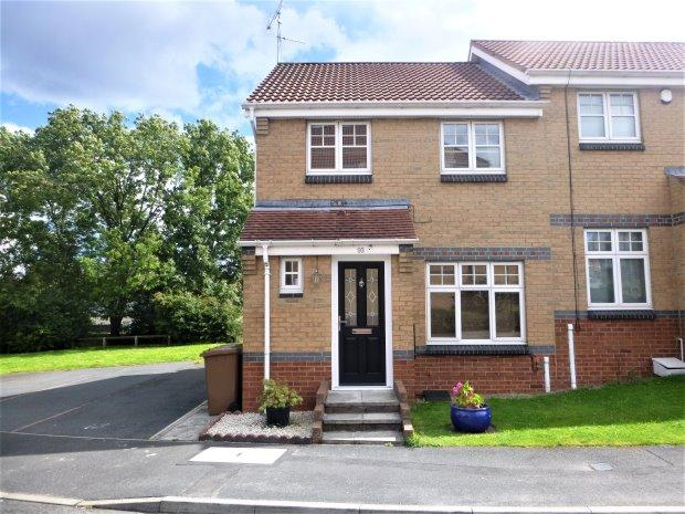 3 Bedrooms Semi Detached House for sale in WEARHEAD DRIVE, EDEN VALE, SUNDERLAND SOUTH