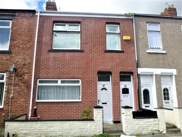 2 Bedrooms Ground Flat for sale in CARLEY ROAD, SOUTHWICK, SUNDERLAND NORTH