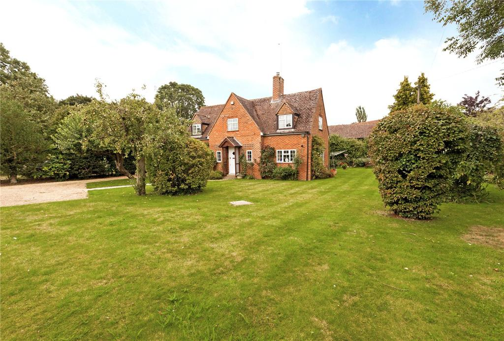 4 Bedrooms Detached House for sale in Howe Road, Watlington, Oxfordshire, OX49