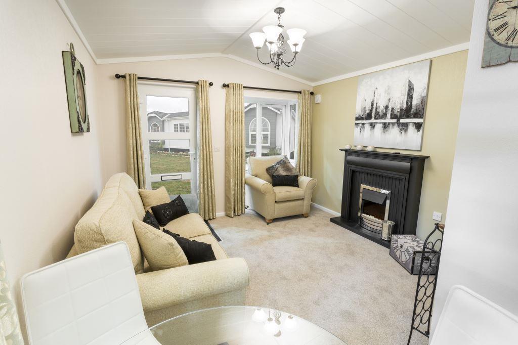 Image 2 Of 9 Hayden Classic Living Room