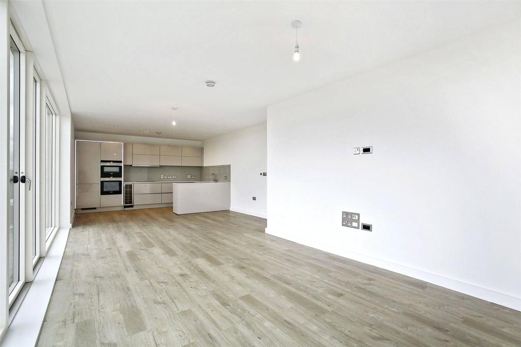 3 Bedrooms Penthouse Flat for rent in Parkview Mansions, Olympic Park Avenue, Stratford, London, E20