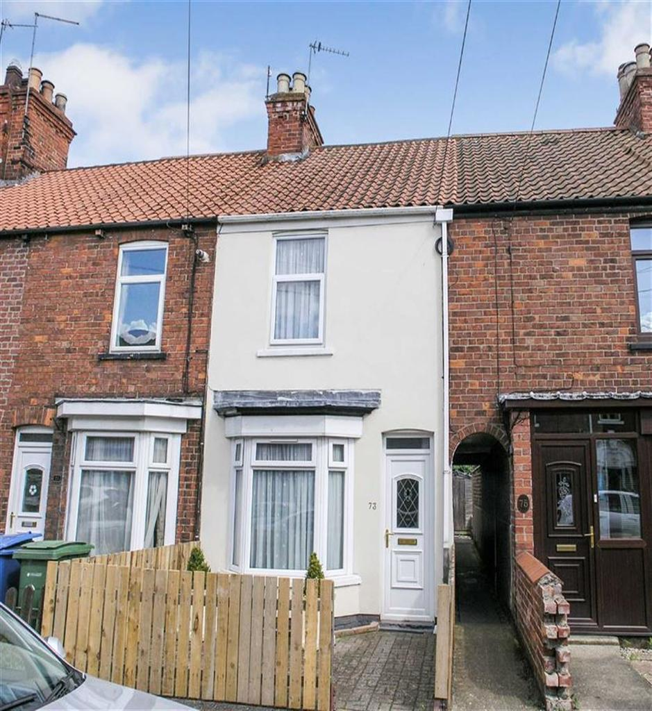 2 Bedrooms Terraced House for sale in Beaver Road, Beverley, East Yorkshire