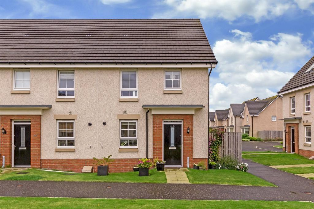 3 Bedrooms End Of Terrace House for sale in 32 Kirklands Park Street, Kirkliston, EH29
