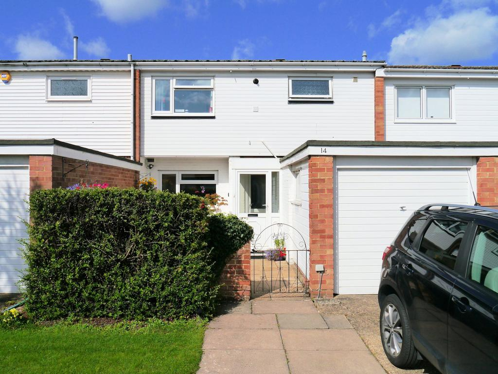 3 Bedrooms Terraced House for sale in Martin Close, Windsor SL4