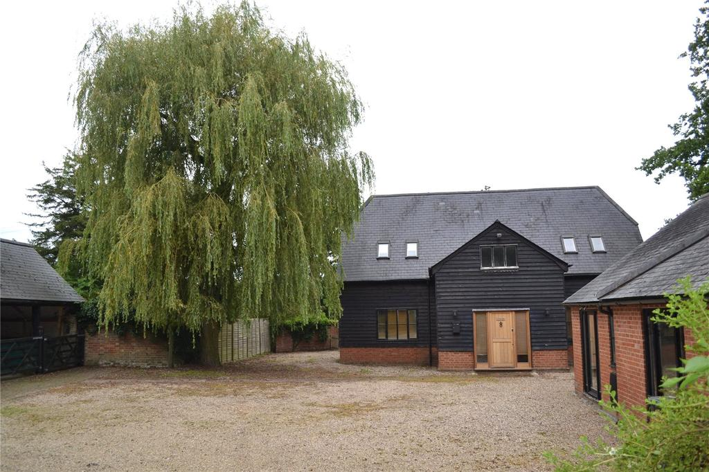 4 Bedrooms Detached House for sale in Bambers Green, Takeley, Bishop's Stortford, Hertfordshire