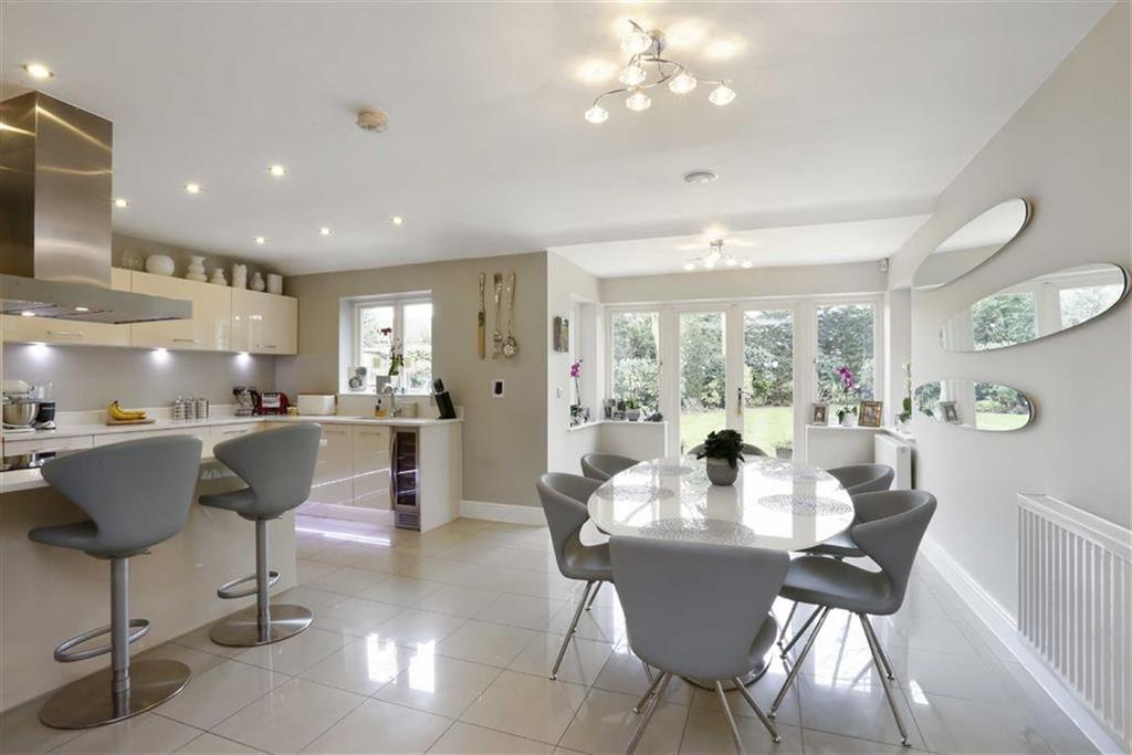 5 Bedrooms Detached House for sale in Branston Close, Oxhey, Hertfordshire