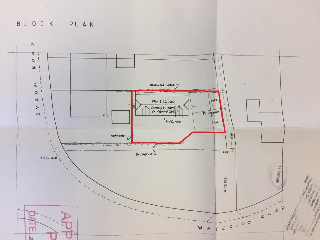 Plot Commercial for sale in Building Plot, Byron Road, Mablethorpe