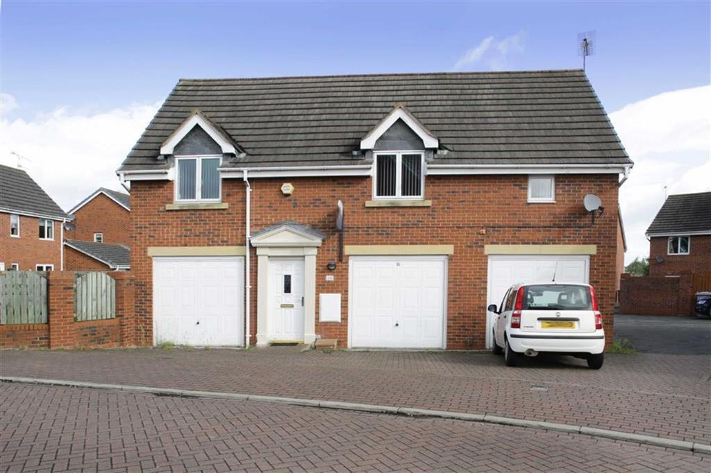 1 Bedroom Apartment Flat for sale in Monck Drive, Nantwich, Cheshire