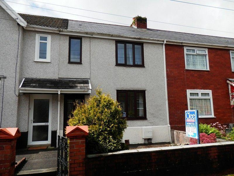 3 Bedrooms Terraced House for sale in Faraday Road, Clydach, Swansea.