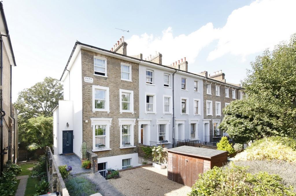 3 Bedrooms Flat for sale in Upper Brockley Road, Brockley, SE4