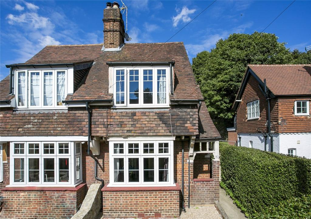 2 Bedrooms Semi Detached House for sale in High Street, Seal, Sevenoaks, Kent