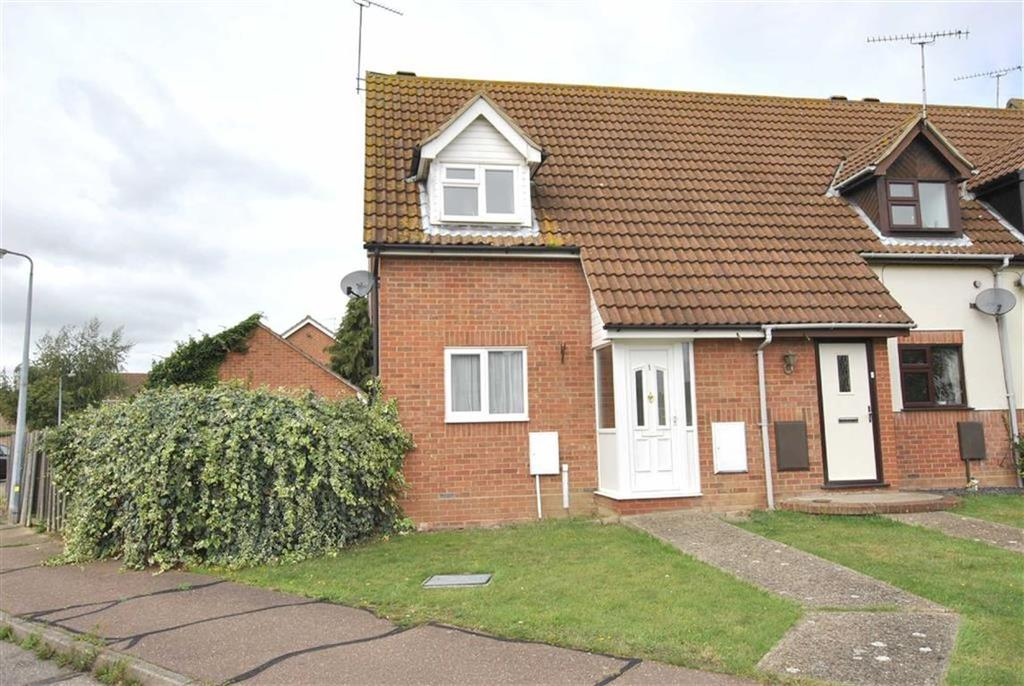 2 Bedrooms End Of Terrace House for sale in Moorcroft, Rochford, Essex