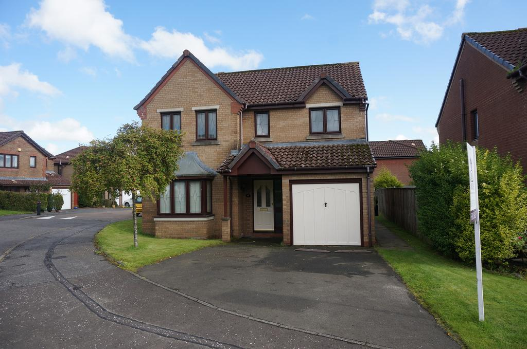 4 Bedrooms Detached House for sale in Ranfurly Drive, Carrickstone, Cumbernauld G68