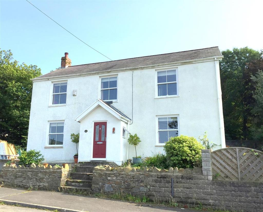 4 Bedrooms House for sale in Wenallt Road, Tonna