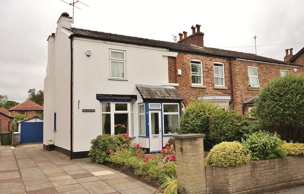 3 Bedrooms End Of Terrace House for sale in Nursery Lane, Wilmslow