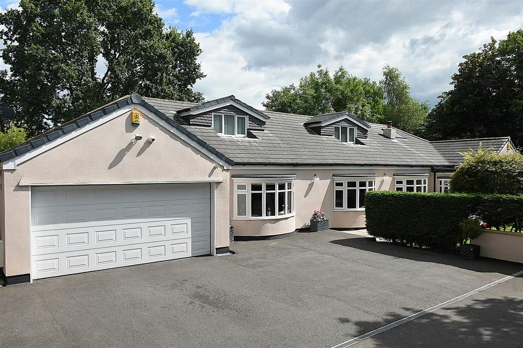 4 Bedrooms Detached House for sale in School Road, Northwich