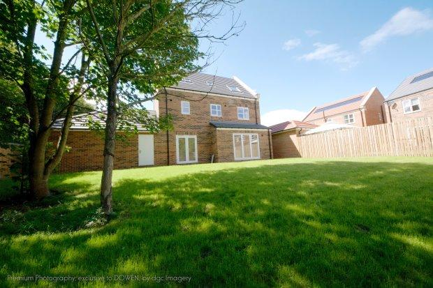 5 Bedrooms Detached House for sale in THE DARLINGS, HART VILLAGE, HARTLEPOOL