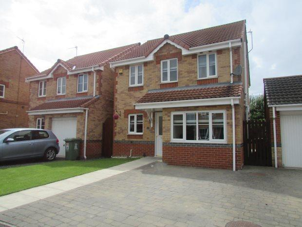 3 Bedrooms Detached House for sale in VISCOUNT CLOSE, HARTLEPOOL, HARTLEPOOL