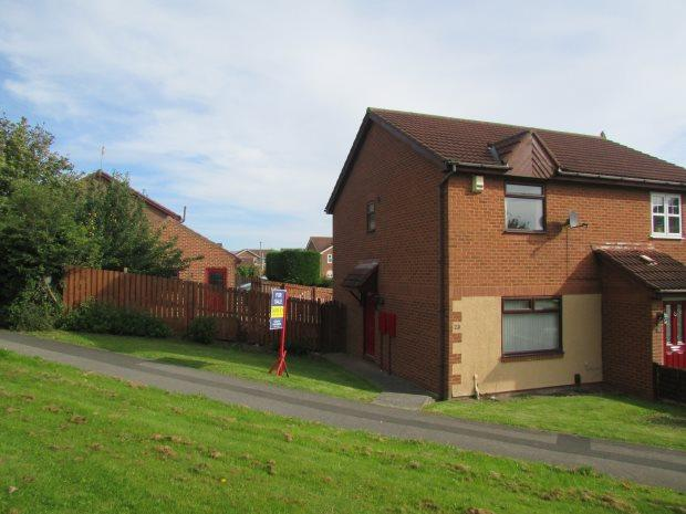2 Bedrooms Semi Detached House for sale in TINTAGEL CLOSE, HIGHFIELDS, HARTLEPOOL