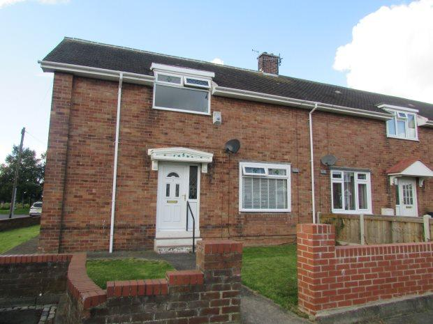 2 Bedrooms Terraced House for sale in LOGAN GROVE, OWTON MANOR, HARTLEPOOL