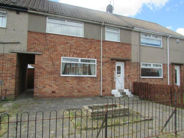 3 Bedrooms Terraced House for sale in RIDLINGTON WAY, KING OSWY, HARTLEPOOL