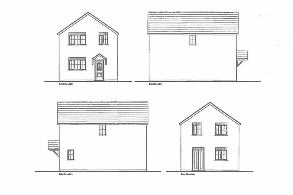 3 Bedrooms Detached House for sale in Maes Y Goron, Lixwm, Holywell