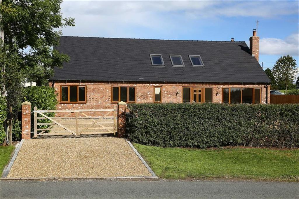 5 Bedrooms Detached House for sale in Audlem Road, Hankelow, Cheshire