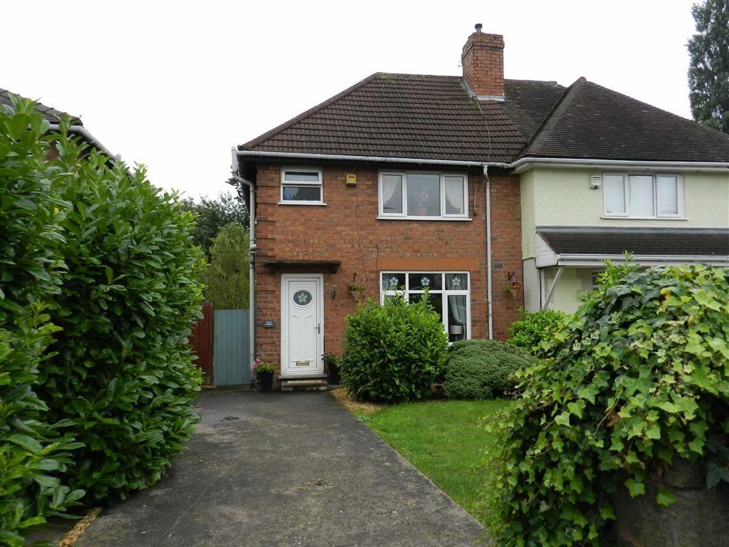 3 Bedrooms Semi Detached House for sale in Stanley Street, Bloxwich, Walsall