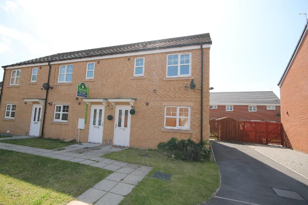 3 Bedrooms End Of Terrace House for sale in Pacific Drive, Thornaby