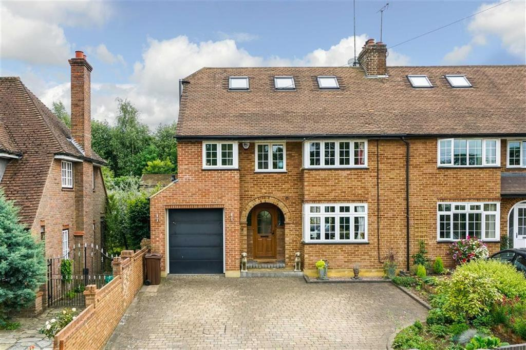 4 Bedrooms Semi Detached House for sale in Hemel Hempstead Road, Redbourn, Hertfordshire, AL3