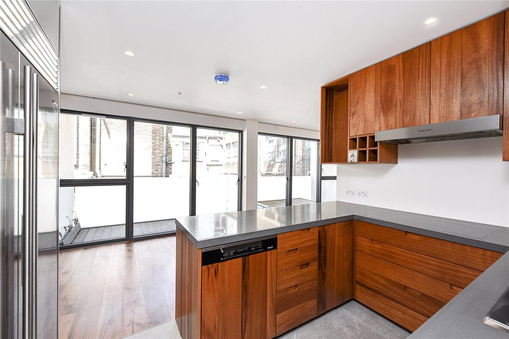 2 Bedrooms Flat for sale in Wilds Rents, London, SE1