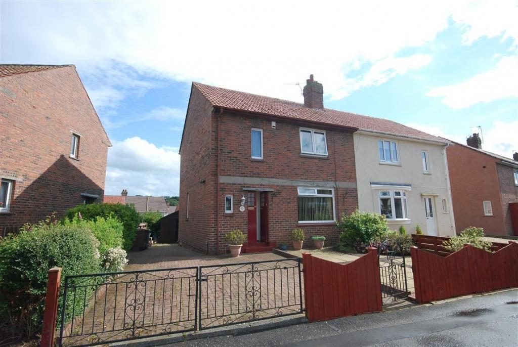 3 Bedrooms Semi-detached Villa House for sale in 14 Glencairn Road, Ayr, KA7 3HL