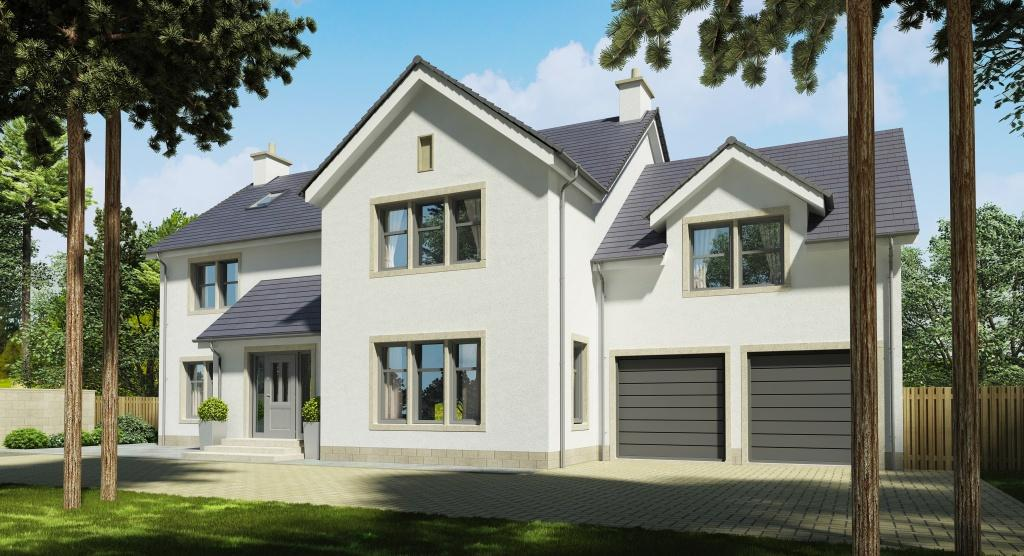 4 Bedrooms Detached Villa House for sale in The Grove Monktonhill Road, Troon, KA10 7EW