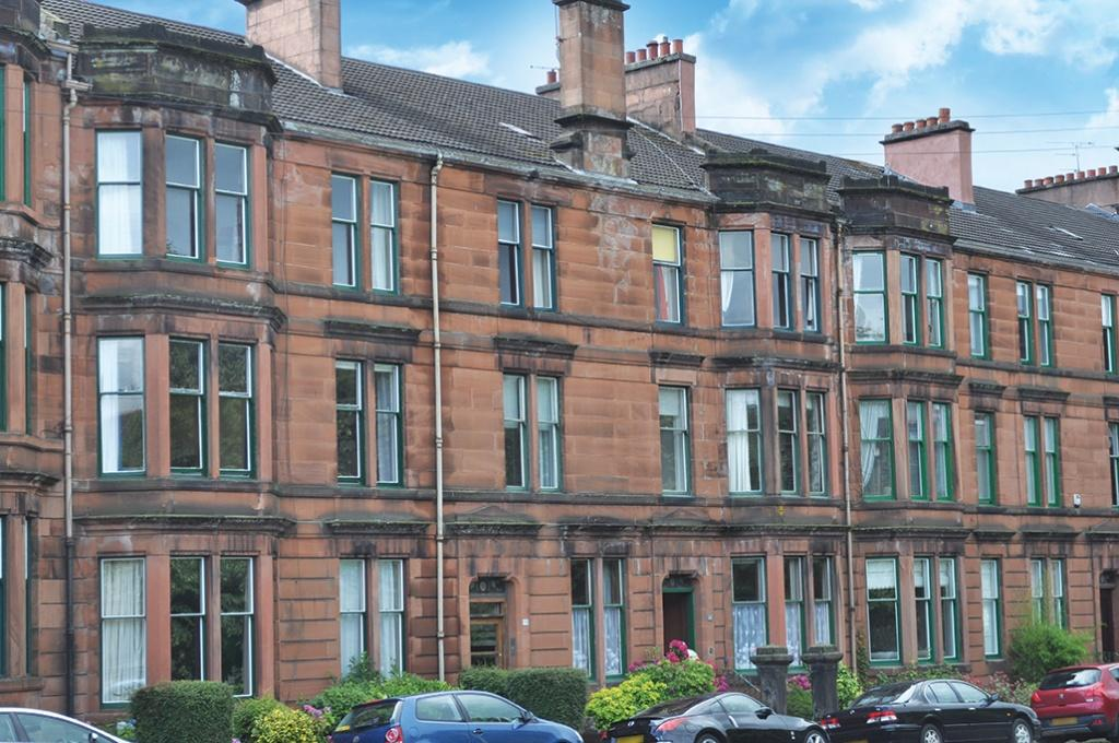 3 Bedrooms Flat for sale in 2/1, 19 Darnley Gardens, Pollokshields, G41 4NQ