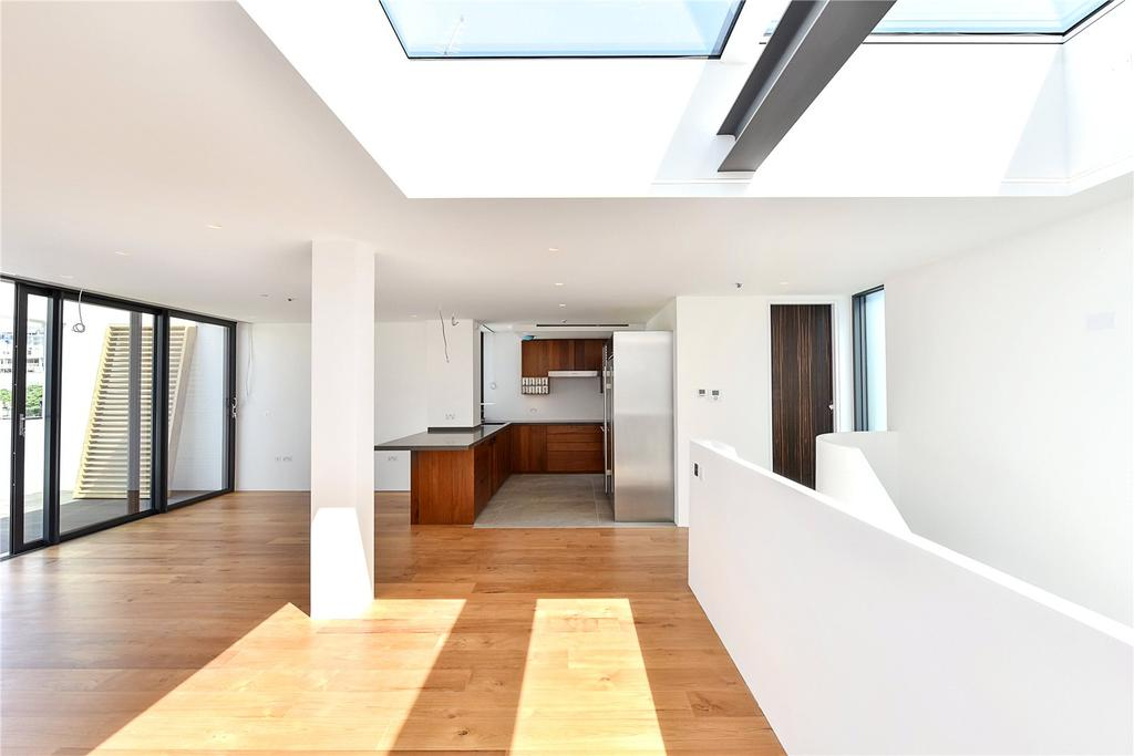 3 Bedrooms Penthouse Flat for sale in Wilds Rents, London, SE1