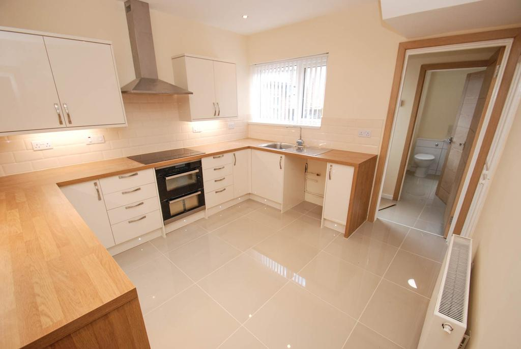 3 Bedrooms Terraced House for sale in Brabourne Street, South Shields