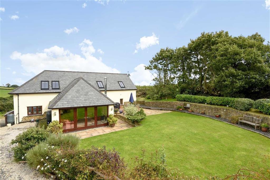 3 Bedrooms Detached House for sale in Inwardleigh, Okehampton, Devon, EX20