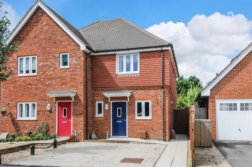 2 Bedrooms Semi Detached House for sale in Murrell Gardens, Barnham